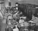 Preview image of Students studying at the Engineering Library