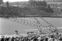 Preview image of Marching band performing at University of Virginia versus University of Maryland football game