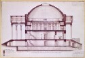 Preview image of Rotunda restoration section drawing