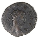 Preview image of Antoninianus of Gallienus, Rome, 260-268. 1987.46.1.