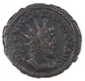 Preview image of Antoninianus of Victorinus, 268-270. 1987.46.11.