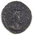 Preview image of Antoninianus of Tetricus I, 270-273. 1987.46.20.