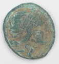 Preview image of Coin of Thessalian League, Thessaly, 196 B.C.-146 B.C. 1989.12.33.