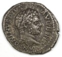 Preview image of Denarius of Caracalla, Rome, 212-213. 1989.19.17.