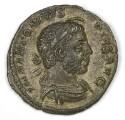 Preview image of Quinarius of Elagabalus, Rome, 218-222. 1989.19.18.