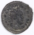 Preview image of Antoninianus of Marius, Mint I, A.D. 268. 1991.17.169.