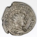 Preview image of Antoninianus of Gordian III, Rome, 243-244. 1991.17.24.