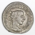 Preview image of Antoninianus of Gordian III, Rome, 243-244. 1991.17.25.