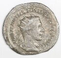 Preview image of Antoninianus of Philip the Arab, Rome, 244-247. 1991.17.26.