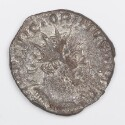 Preview image of Antoninianus of Victorinus, Southern Mint, 268-270. 1991.17.262.