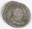 Preview image of Antoninianus of Valerian, 258-259. 1991.17.59.