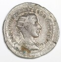 Preview image of Antoninianus of Gordian III, Rome, A.D. 240. 1991.17.8.