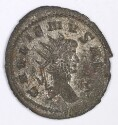 Preview image of Antoninianus of Gallienus, Rome, 253-268. 1991.17.80.