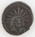 Preview image of Denarius of L. Mussidius Longus, Rome, 42 B.C. 2012.132.