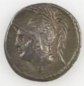 Preview image of Denarius of Q Minucius Thermus, Rome, 103 B.C. 2012.98.