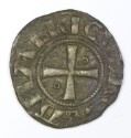 Preview image of Coin of Amauri II, Jerusalem, 1197-1205. FIC.50.11.