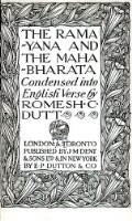 Preview image of The Ramayana and the Mahabharata
