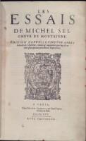 Preview image of Les essais de Michel seigneur de Montaigne