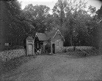 Monticello Gatehouse