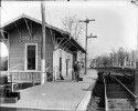 Preview image of Chesapeake and Ohio Railway, Crozet Train Station Albemarle County
