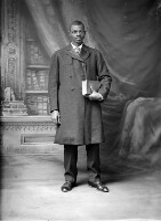 Reverend G.O. Seay