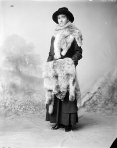 Miss Berta Garth