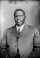 Reverend J.A. Jordan
