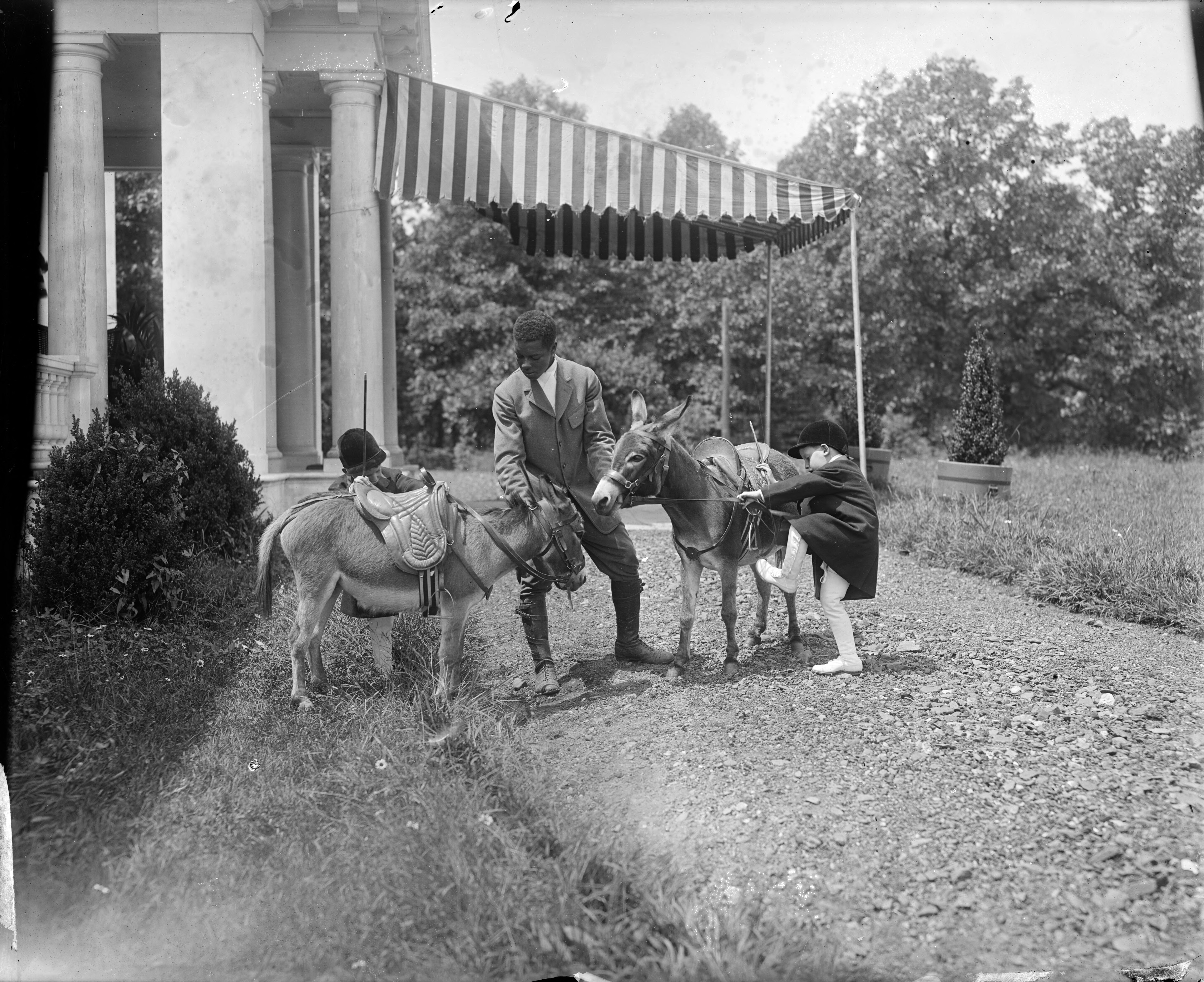 R.B. Crawford Children