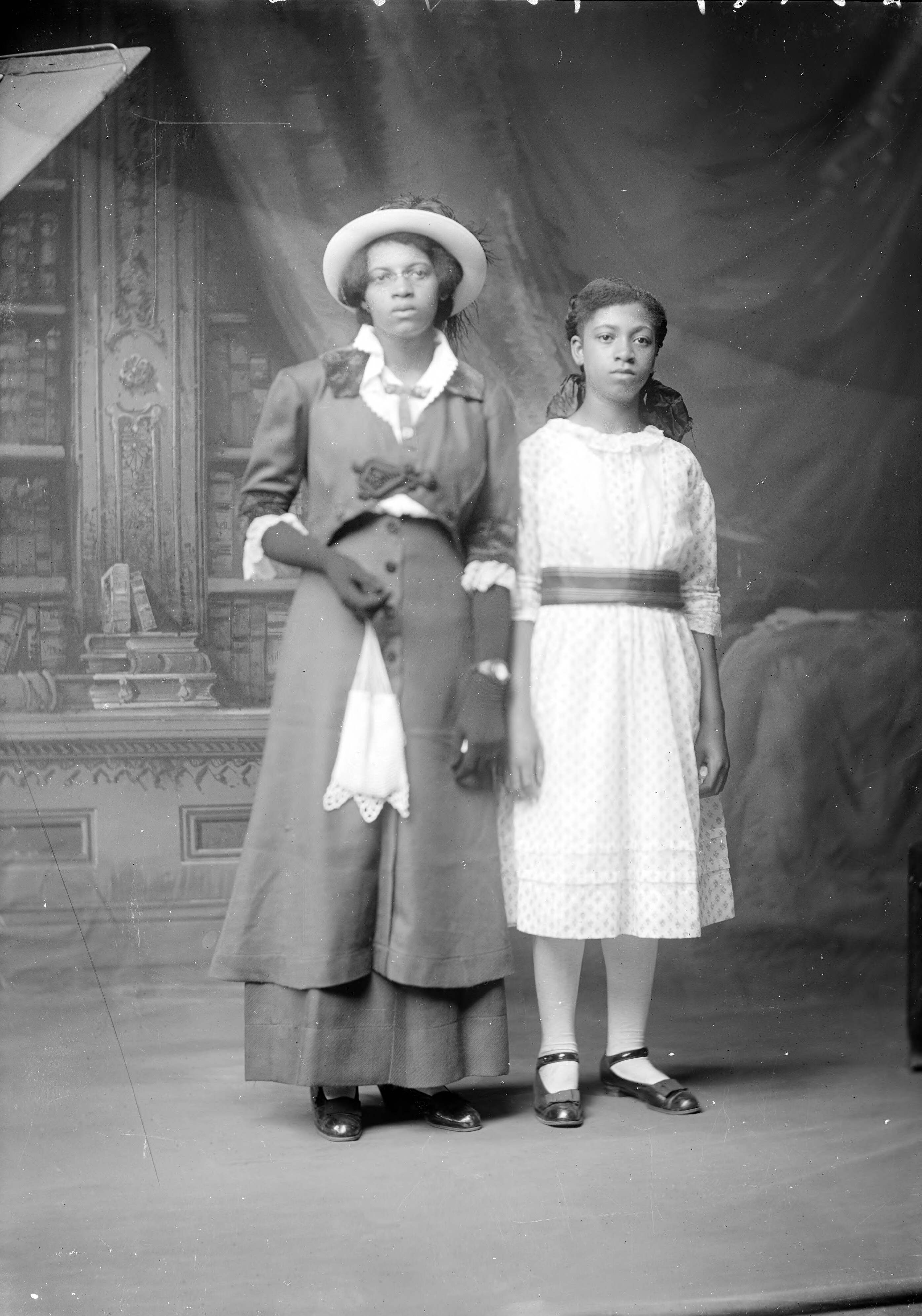 Clyde and Bessie Hansbery