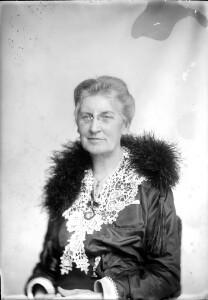 Mrs. Paul Rockingham