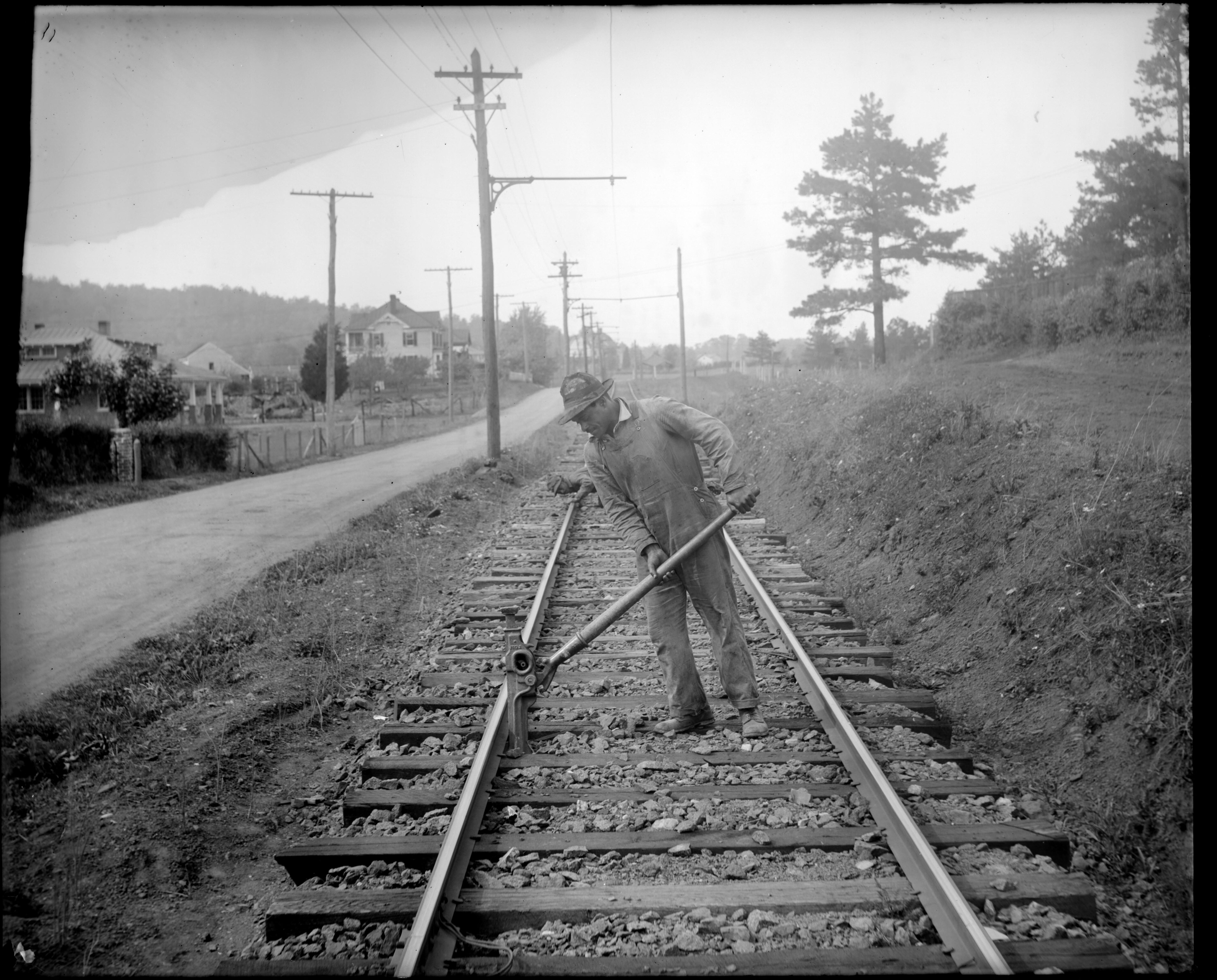 Charlottesville and Albemarle Railway Company Machine