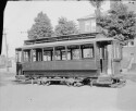 Preview image of Charlottesville and Albemarle Railway Company Streetcar on Tracks