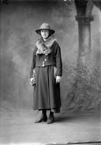 Miss Evelyn Morris