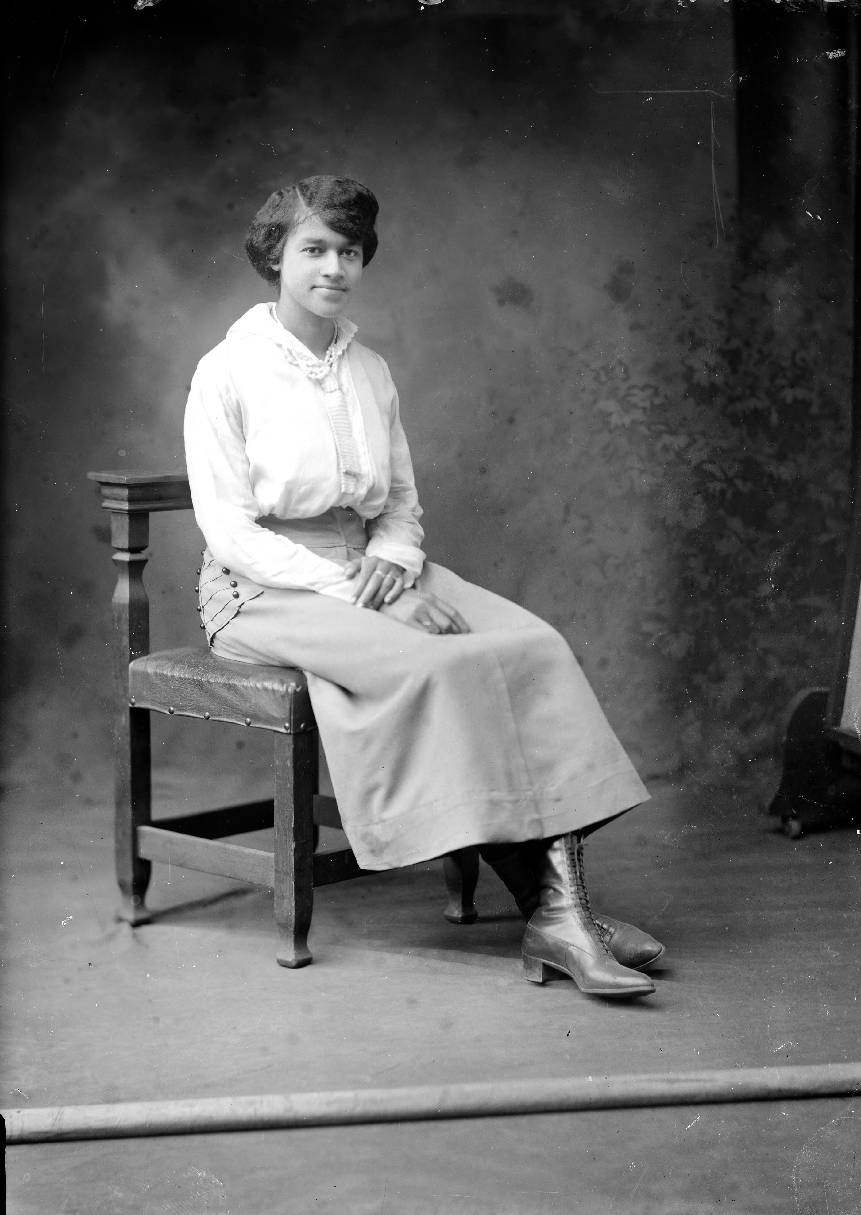 Miss Gladys Fry