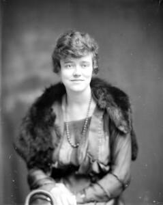 Miss Nellie Huyett