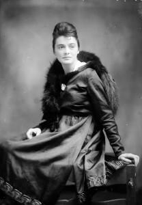 Miss M.E. Gaunt