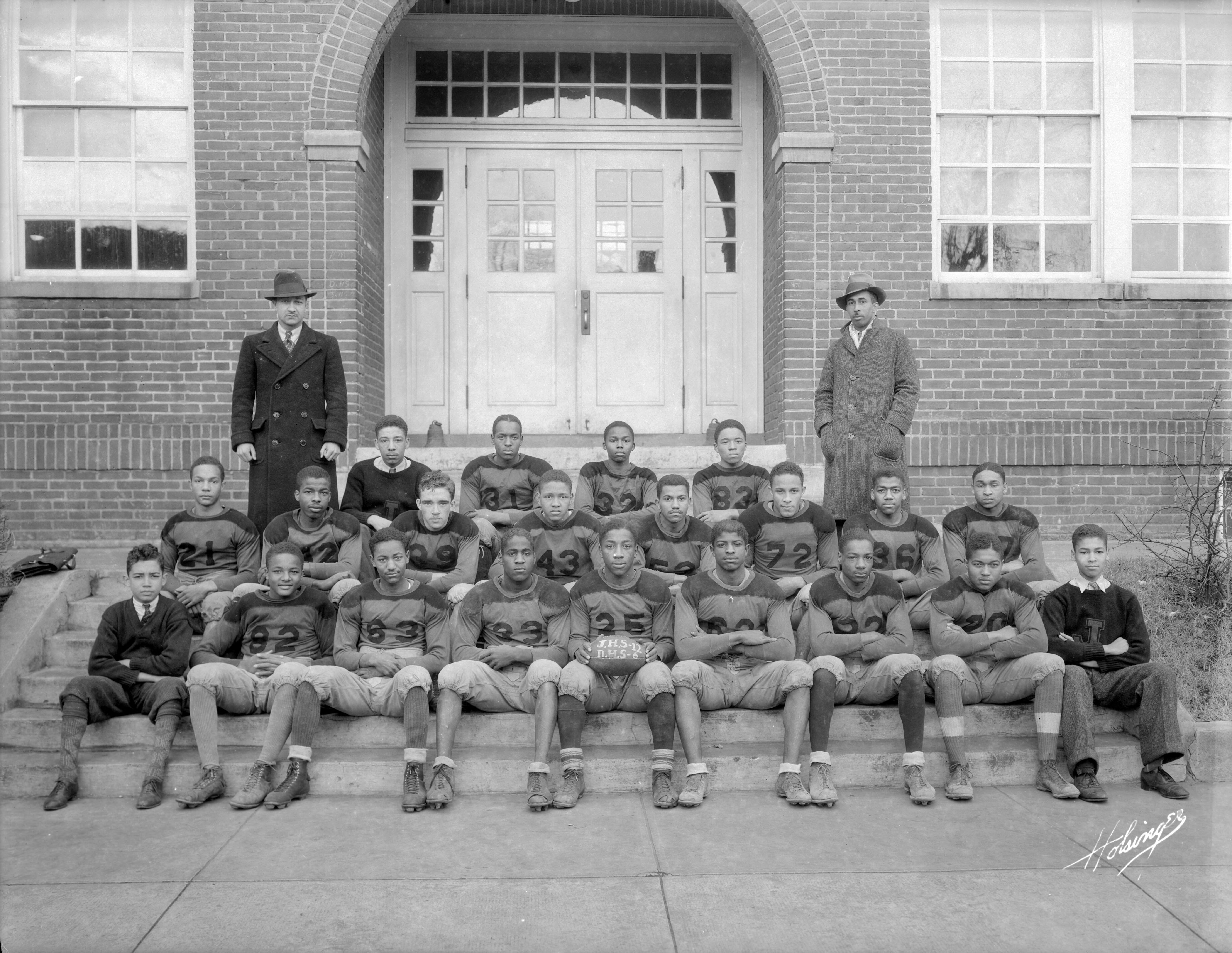 Jefferson High School Football Team