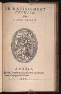 Preview image of Le rauissement d'Europe