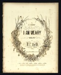 Preview image of I am weary