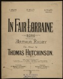 Preview image of In fair Lorraine