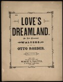 Preview image of Love's dreamland =