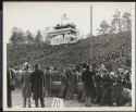 Preview image of Football fans at Keenan Stadium, Chapel Hill, NC