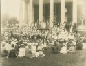 Preview image of Summer session pageant on Rotunda steps