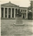 Preview image of Old Cabell Hall and Homer statue