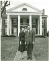 Preview image of University President Edgar F. Shannon Jr. and wife