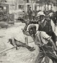 Preview image of African-American race riot, North Carolina