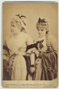 Preview image of Miss Kate Claxton and Miss Kitty Blanchard as the Two Orphans