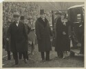 Preview image of President and Mrs. Calvin Coolidge arriving at Lambeth Field