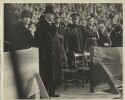 Preview image of President and Mrs. Calvin Coolidge in their guest box at Lambeth Field