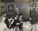 Preview image of William Faulkner Speaking in the McGregor Room, Alderman Library